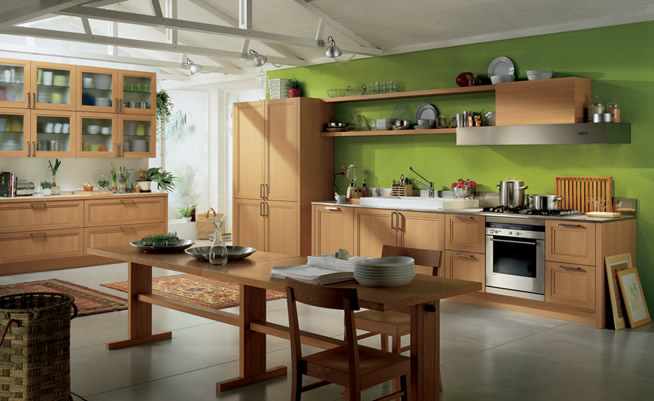 Kitchen Planning And Design Top 3 Color Palettes For 2008