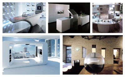 kitchens from the future