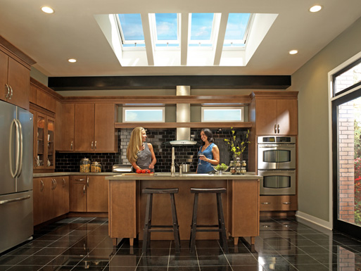 Amazing VELUX Skylight with Kitchens 513 x 385 · 77 kB · jpeg
