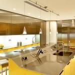 Modern-Yellow-Kitchen-by-Snaidero-3
