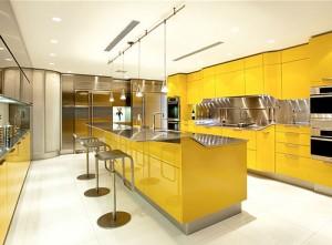 Modern Yellow Kitchen by Snaidero 4
