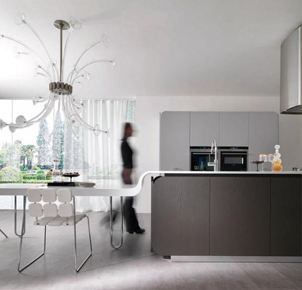 Amazing Urban Kitchen Ideas Euromobil 13 Ideas