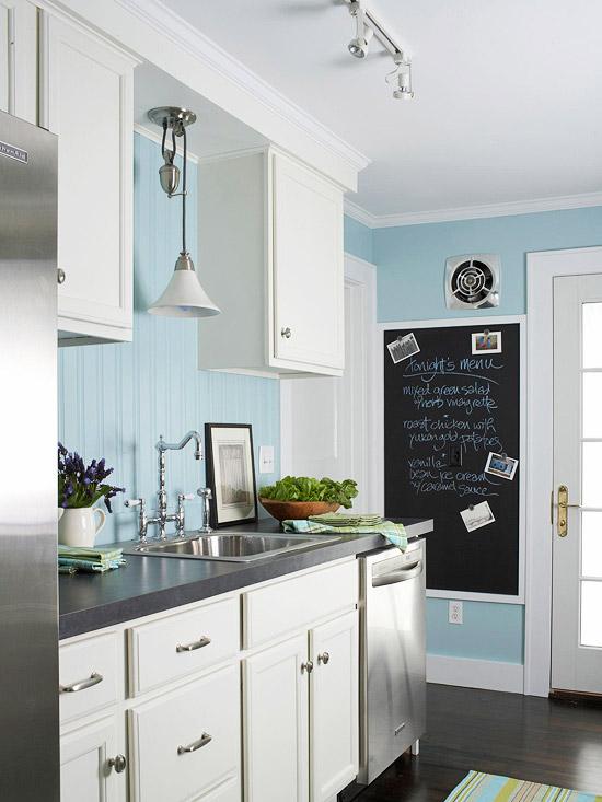 Kitchen Planning And Design Blue Kitchen