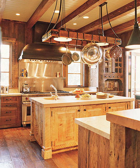 Kitchen planning and design 34 well designed kitchens for Well designed kitchen layout