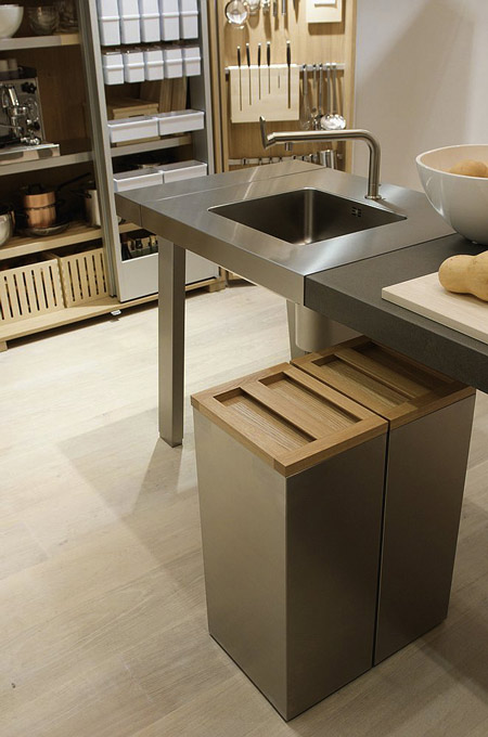 Kitchen Planning and Design B2 Kitchen by Bulthaup