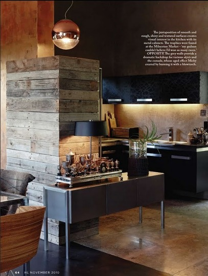 Kitchen Planning And Design Industrial Modern Style Kitchens